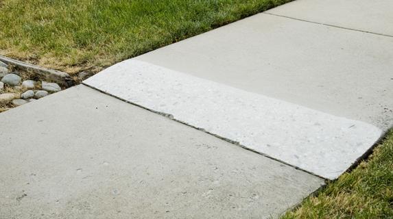 Sidewalk Maintenance Sidewalk Displacement Concrete
